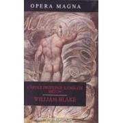Cartile profetice iluminate. Milton - William Blake