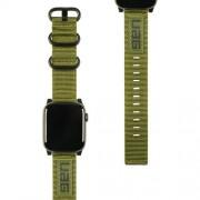Urban Armor Gear Řemínek pro Apple Watch 42mm / 44mm - UAG, Nato Strap Olive