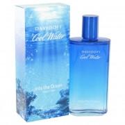 Davidoff Cool Water Into The Ocean Eau De Toilette Spray 4.2 oz / 124 mL Fragrances 503153