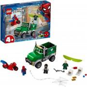 LEGO Marvel Spider-Man 76147 Asalto Camionero del Buitre (93 piezas)