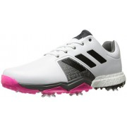 adidas Men s Adipower Boost 3 WD Ftwwh Golf Shoe White 9 4E US