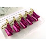 Forme Reutilizabile, roz, set 5 buc, art. nr.: 761527