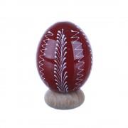 Ou de Paste din lemn pictat manual diverse modele specific Transilvania