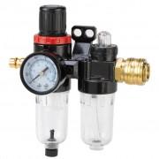 """Einhell Kombination filter/smörjare R 1/4"""" för luftkompressor"""