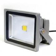 Proiector LED 50W, lumina alb rece