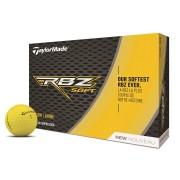 【TaylorMade Golf/テーラーメイドゴルフ】RBZ ソフト イエロー ボール /