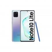 "Samsung Smartphone Samsung Galaxy Note 10 Lite Sm N770f Dual Sim 6.7"" Super Amoled 128 Gb Octa Core 4g Lte Wifi Refurbished Aura Glow"