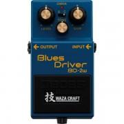 Pedala efect chitara Boss BD 2W Blues Driver