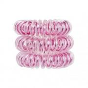 Invisibobble The Traceless Hair Ring gumka do włosów 3 szt dla kobiet Rose Muse