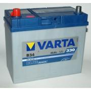 Acumulator Varta Blue Dynamic 45ah 330A