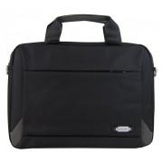Kvalitní pánská univerzální taška na notebook Mahel 7880 černá