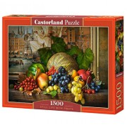 Puzzle Fructe, 1500 piese
