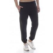 PECHE MONNAIE Удобные мужские штаны из мягкого трикотажа темно-серого цвета PECHE MONNAIE №008 Темно-серый
