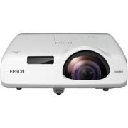 Epson EB-520, Projectors, Short distance/Education, XGA, 1024 x 768, 4:3, 2,700 lumen-1,600 lumen (economy), 2,700 lumen - 1,600
