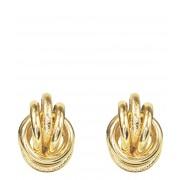 My Jewellery Oorbellen Oorhangers zes gemixte ringen Goudkleurig
