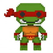 Pop! Vinyl Figura Pop! Vinyl Tortuga Ninja Raphael - 8 Bit