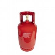 Butelie de gaz reincarcabila GPL din metal 12 L 5 kg filet 1 2