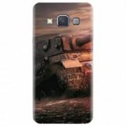 Husa silicon pentru Samsung Galaxy A7 ARL Tank Of Military