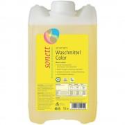 Detergent ecologic lichid pentru rufe colorate cu mentă și lămâie SONETT 5-l