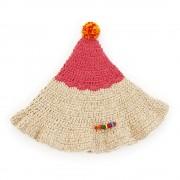 【セール実施中】ジュニア ハッピーキッズハット NWWP7205PK
