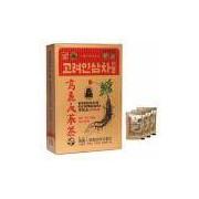 Chá Ginseng Coreano Gold 50 Sachês de 3g - Korea Ginseng