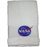 Toalla Deluxe Mano Bordada 50x30 NASA
