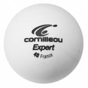 Cornilleau tafeltennisballen Expert 6 stuks wit