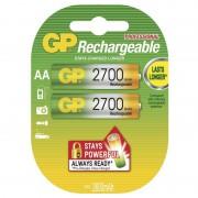 GP Baterie AA/HR6 2700mAh GP Professional 2ks (blistr)