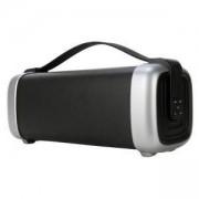 Преносима аудио система Diva Boombox BS27, Bluetooth, USB, AUX, Черна, DWBS27BT