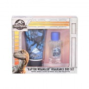 Universal Jurassic World confezione regalo eau de toilette 50 ml + doccia gel 150 ml per bambini