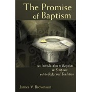 The Promise of Baptism: An Introduction to Baptism in Scripture and the Reformed Tradition, Paperback/James V. Brownson