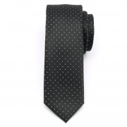 Men close tie (pattern 1321) 8476 in black color