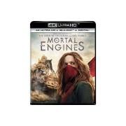 Blu-Ray Mortal Engines 4K UHD (2018) 4K Blu-ray