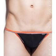 Mategear Tae Kon Mini G String Swimwear Black 1501002