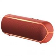 Sony Altavoz Bluetooth NFC SRS-XB22 Rojo
