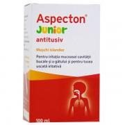 Aspecton Junior antitusiv sirop 100ml