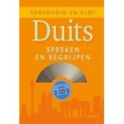Deltas Eenvoudig en vlot Duits spreken en begrijpen (Leerboek Duits + Audio CD's)