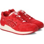 Asics TIGER GEL-RESPECTOR Sneakers For Men(Red)
