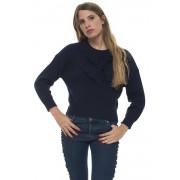Red Valentino Maglia in lana Blu Lana Donna