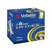 DVD+RW Serl Matt 4X 4.7GB, Jewel Case 5, pret pe bucata