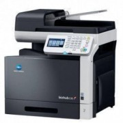 Multifunctionala refurbished laser color Konica Minolta Bizhub C35 Duplex RADF A4 Retea Copy Fax Scan Send