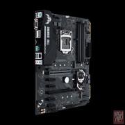 Asus TUF H370-PRO GAMING, Intel H370, VGA by CPU, 2xPCI-Ex16, 4xDDR4, 2xM.2, VGA/HDMI/DP/USB3.1/USB Type-C, ATX (Socket 1151)