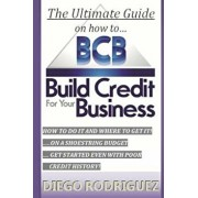 The Ultimate Guide on How to Build Credit for Your Business: The Ultimate, Step-By-Step Guide on How to Build Business Credit and Exactly Where to App, Paperback/Diego Rodriguez