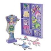 Magnetic Dress Up Set, In Petal Fairy