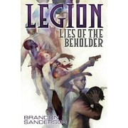 Legion: Lies of the Beholder, Hardcover/Brandon Sanderson