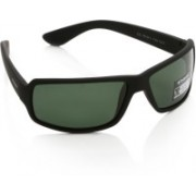 Polaroid Round Sunglasses(Green)