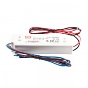 Transformator Sursa Profesionala de tensiune constanta Mean Well LPV-35-24 IP67 230V la 24V 1.5A 36W