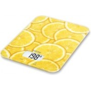 Beurer Lemon Weighing Scale(Yellow)