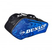 Dunlop Tour 10 Racket Thermo Bag Blue