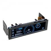 Fan controller Lamptron CM430 PWM Black/Blue